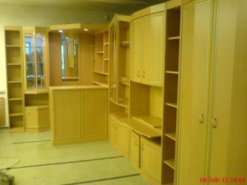 L-alakú szoba bútor bár - Használt bútor