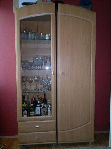 KIKA szekrények - Használt bútor
