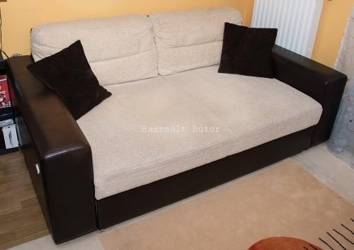 Dominom modern megjelenésű kanapé ágy Használt bútor