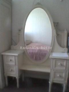 Antik, barokk hálószoba bútor eladó - Használt bútor